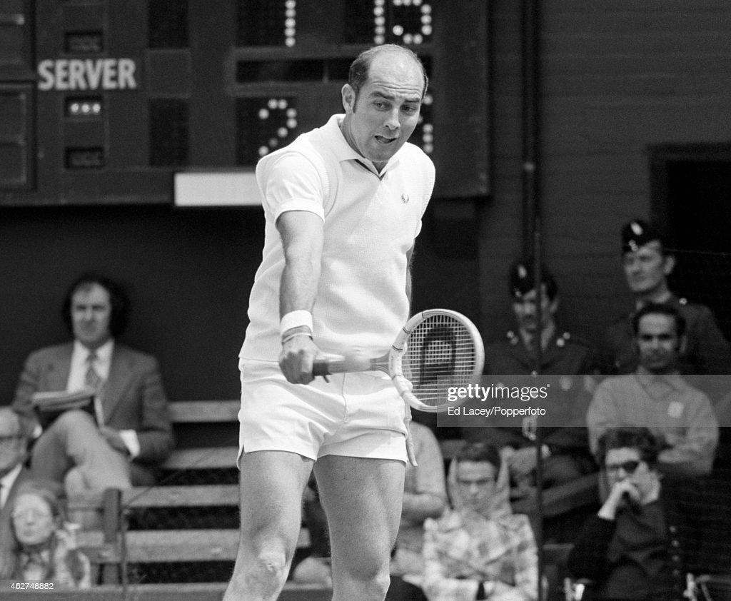 Fred Stolle Wimbledon