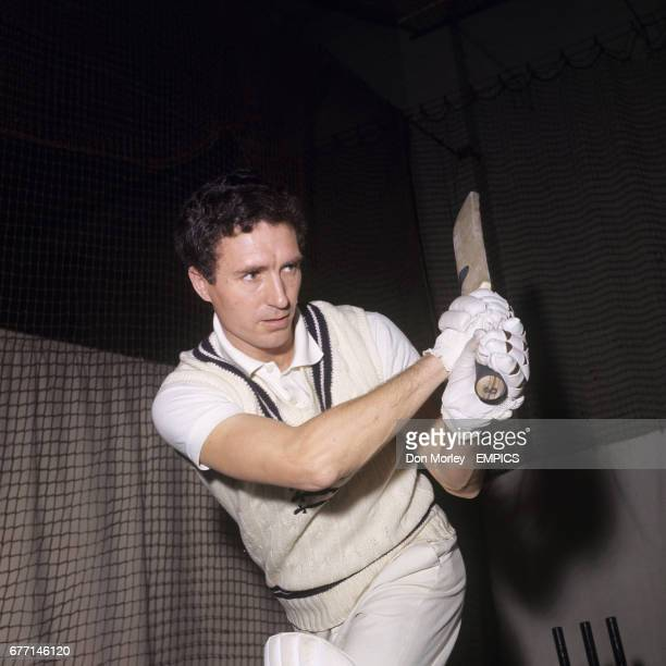 Fred Titmus Middlesex and England