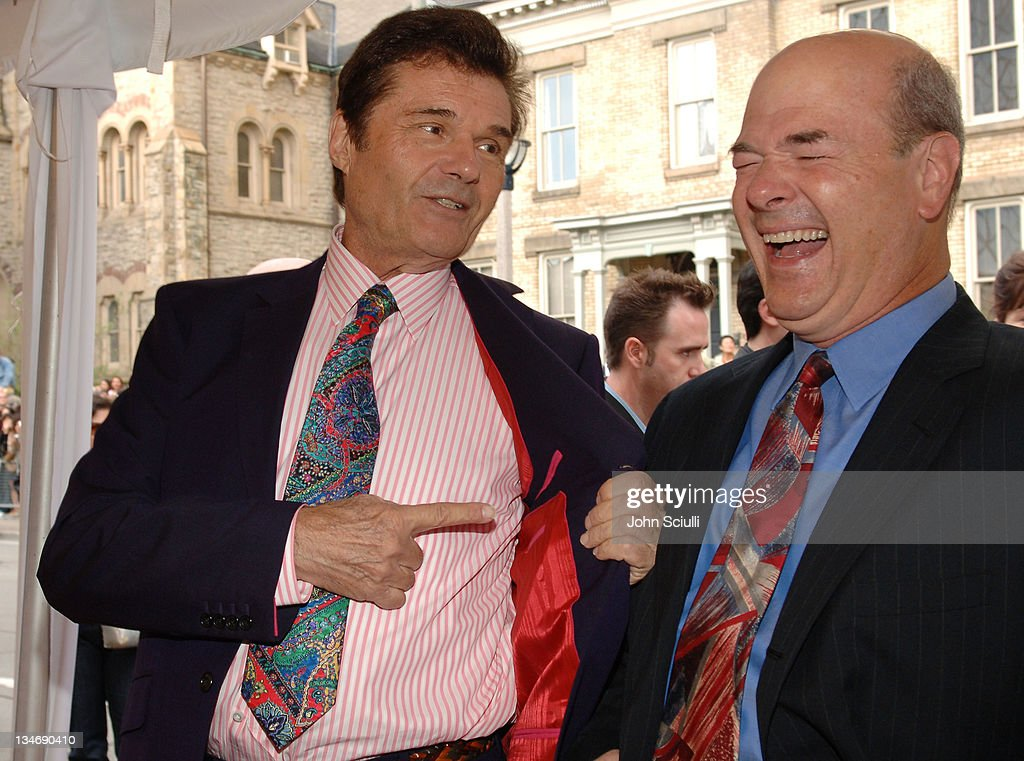 Fred Willard and Larry Miller during 31st Annual Toronto International Film Festival 'For Your Consideration' Premiere at Roy Thompson Hall in...