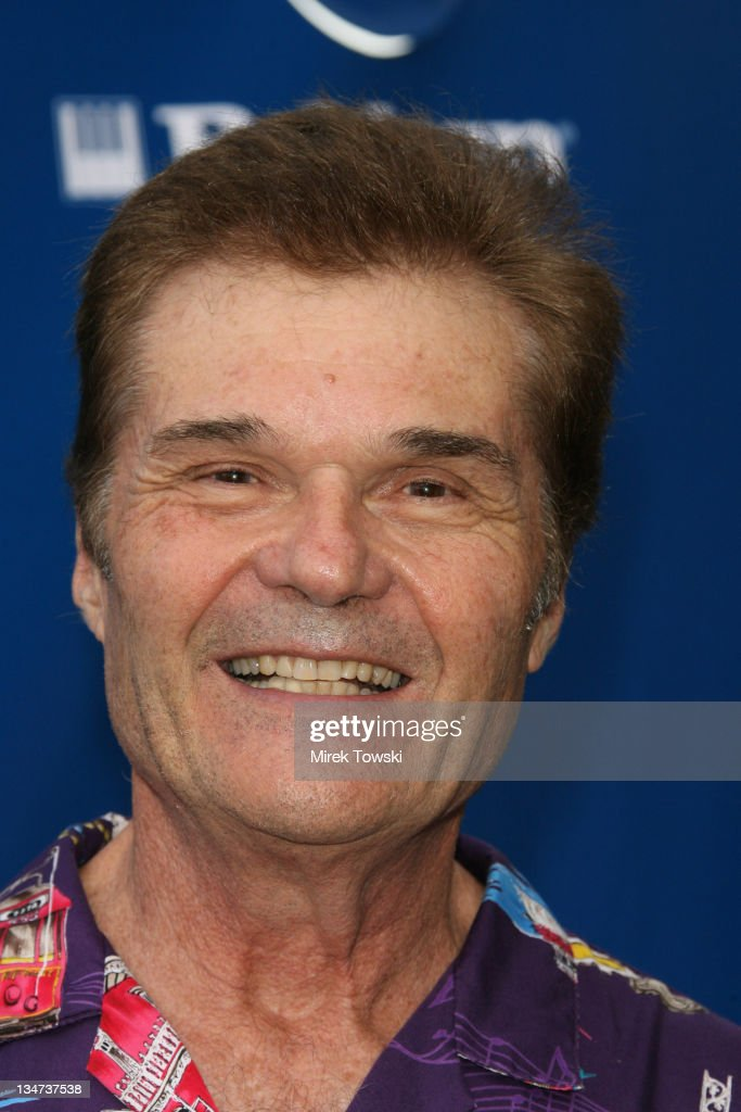Fred Willard during Gibson/Baldwin Night at the Net at Los Angeles Tennis Center in Los Angeles CA United States