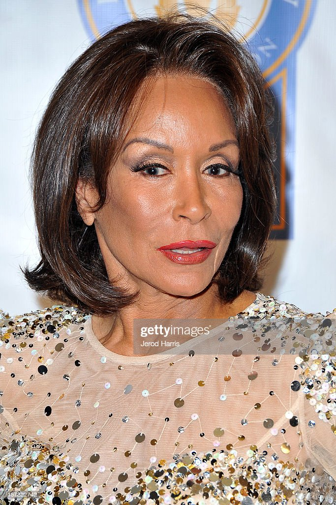 Freda Payne arrives at Let The Kids Grow Foundation Holiday Gala at the Beverly Wilshire Four Seasons Hotel on December 1, 2012 in Beverly Hills, California.