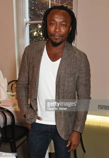 Freddie Achom attends the Clos19 launch dinner on May 10 2017 in London England