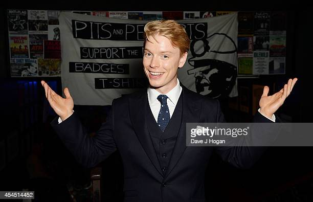 Freddie Fox attends an after party for 'Pride' at Odeon Camden on September 2 2014 in London England