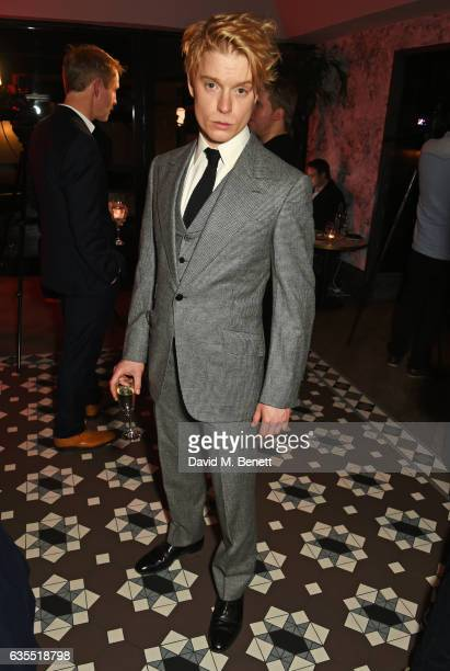 Freddie Fox attends the press night after party for 'Travesties' at 100 Wardour St on February 15 2017 in London England