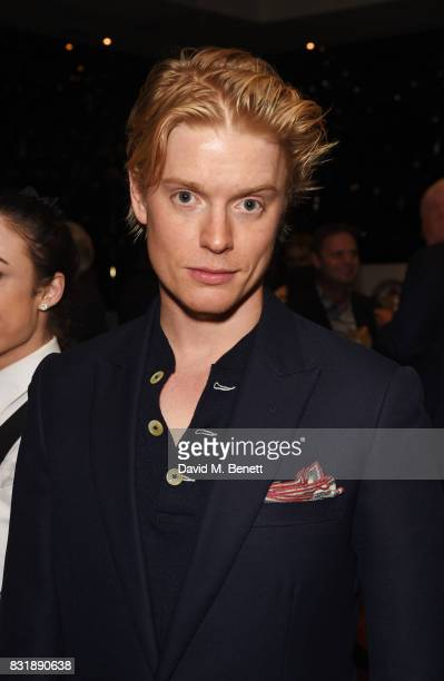Freddie Fox attends the Raindance Film Festival anniversary drinks reception at The Mayfair Hotel on August 15 2017 in London England