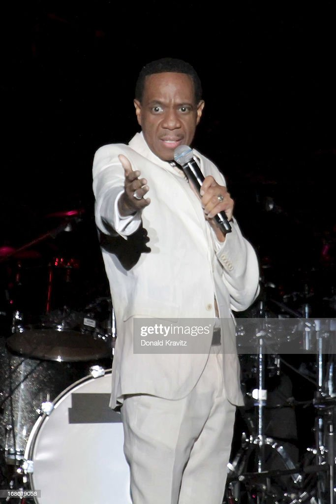 Freddie Jackson performs during Charlie Wilson's Mother's Day Fest at Atlantic City Boardwalk Hall on May 11, 2013 in Atlantic City, New Jersey.