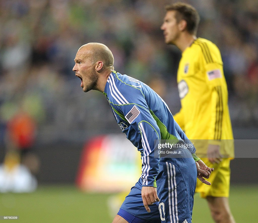 Columbus Crew  v Seattle Sounders FC