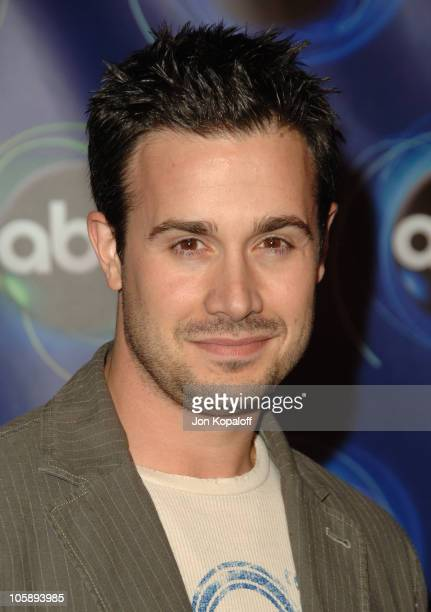 Freddie Prinze Jr during ABC AllStar Winter 2006 Press Tour Party at The Wind Tunnel in Pasadena California United States