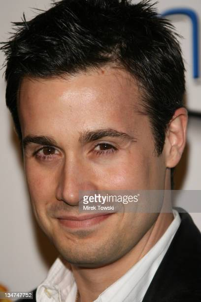 Freddie Prinze Jr during 'In2TV' AOL and Warner Bros broadband network launch party at The Museum of Television Radio in Beverly Hills California...