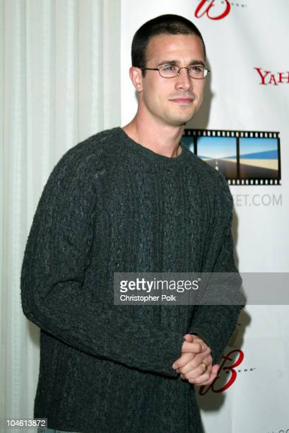 Freddie Prinze Jr during Kevin Spacey Celebrates the Launch of TriggerStreetcom at Mondrian Hotel SkyBar in West Hollywood California United States