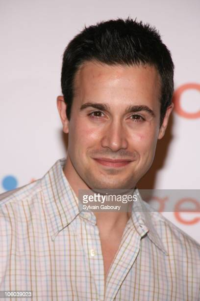 Freddie Prinze Jr during Vonage Introduces New Addition at Aer Lounge in New York NY United States