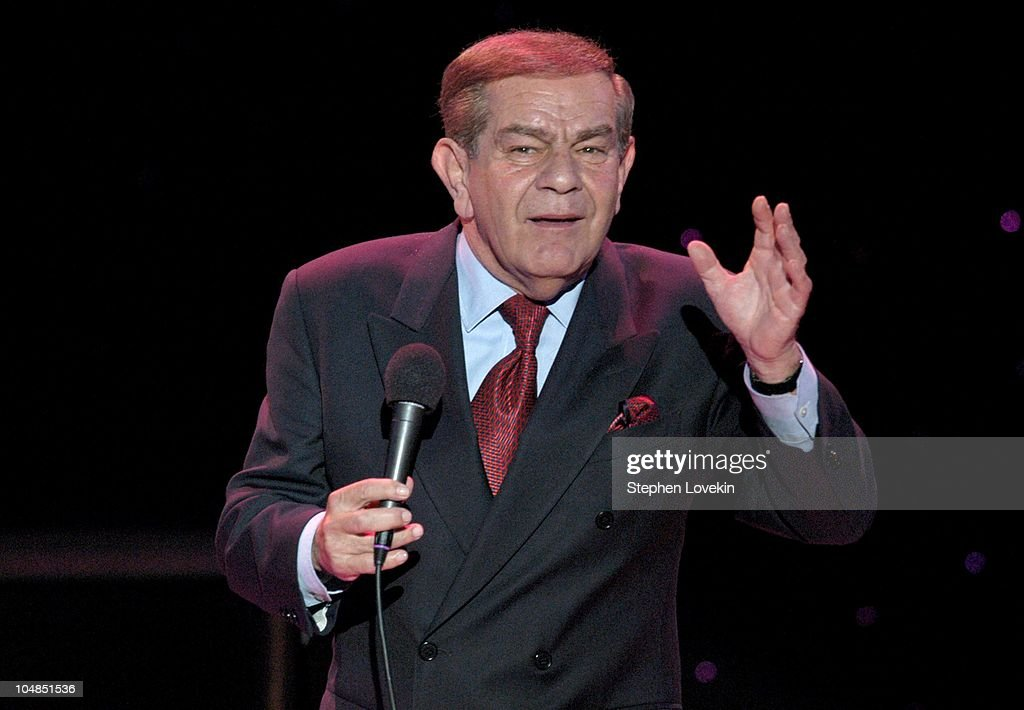 Freddie Roman during Comedy Tonight - A Night of Comedy to Benefit the 92nd Street Y at The 92nd Street Y in New York City, NY, United States.