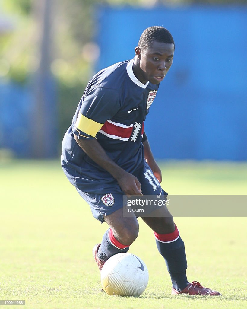 Freddy Adu of DC United was captain of the u20 team USA under 21 men's team completely outclassed Haiti's under 23 team 51 In Fort Lauderdale Florida...