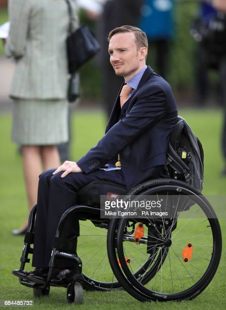 Freddy Tylicki during day two of the Dante Festival at York Racecourse PRESS ASSOCIATION Photo Picture date Thursday May 18 2017 See PA story RACING...