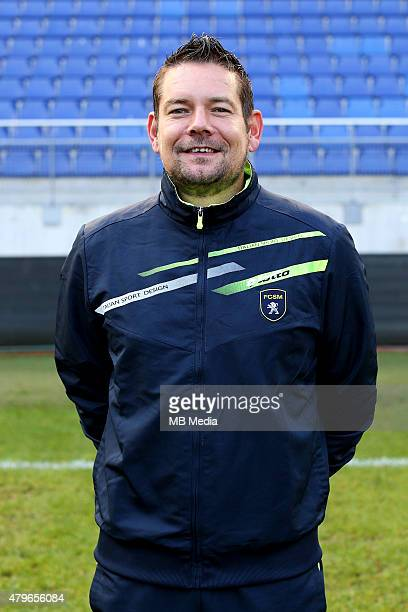 Freddy VANDEKERKHOVE Photo officielle Sochaux Ligue 2 2014/2015 Photo Icon Sport/MB Media