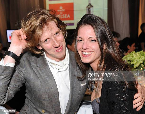 Freddy von Zevenbergen and Dr Alexandra Shepherd attend Spectrum 2014 an annual fundraising event in support of the National Autistic Society to...