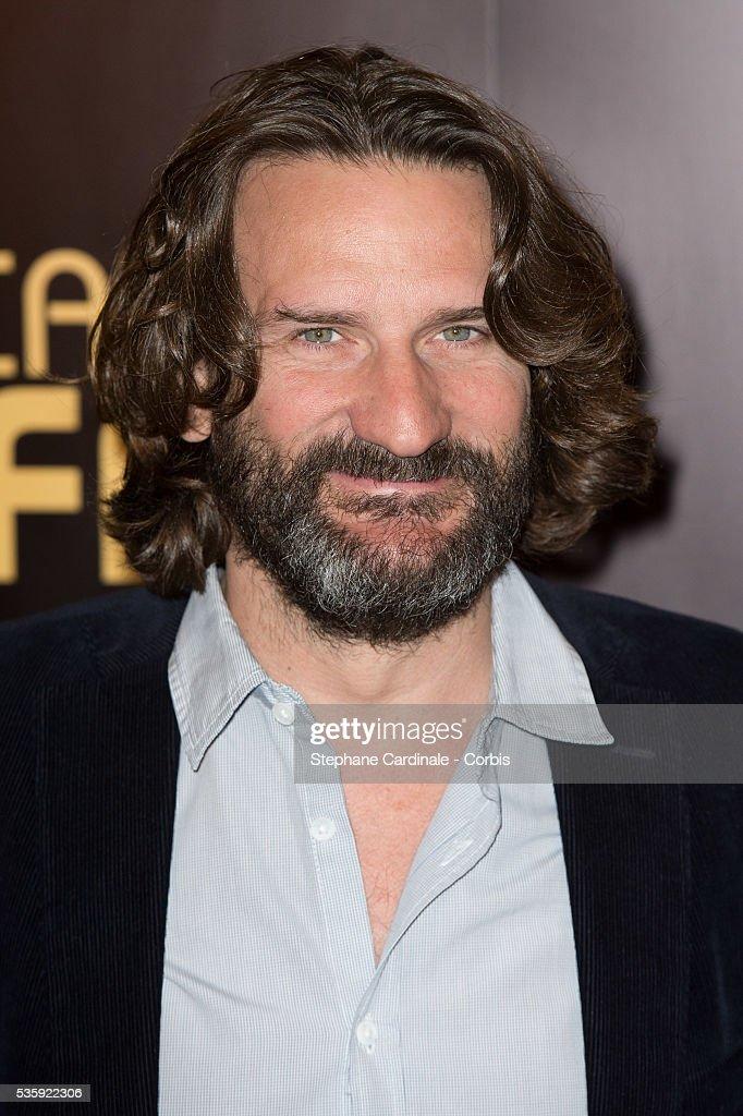 Frederic Begbeider attends the 'American Bluff' Paris Premiere at Cinema UGC Normandie, in Paris.