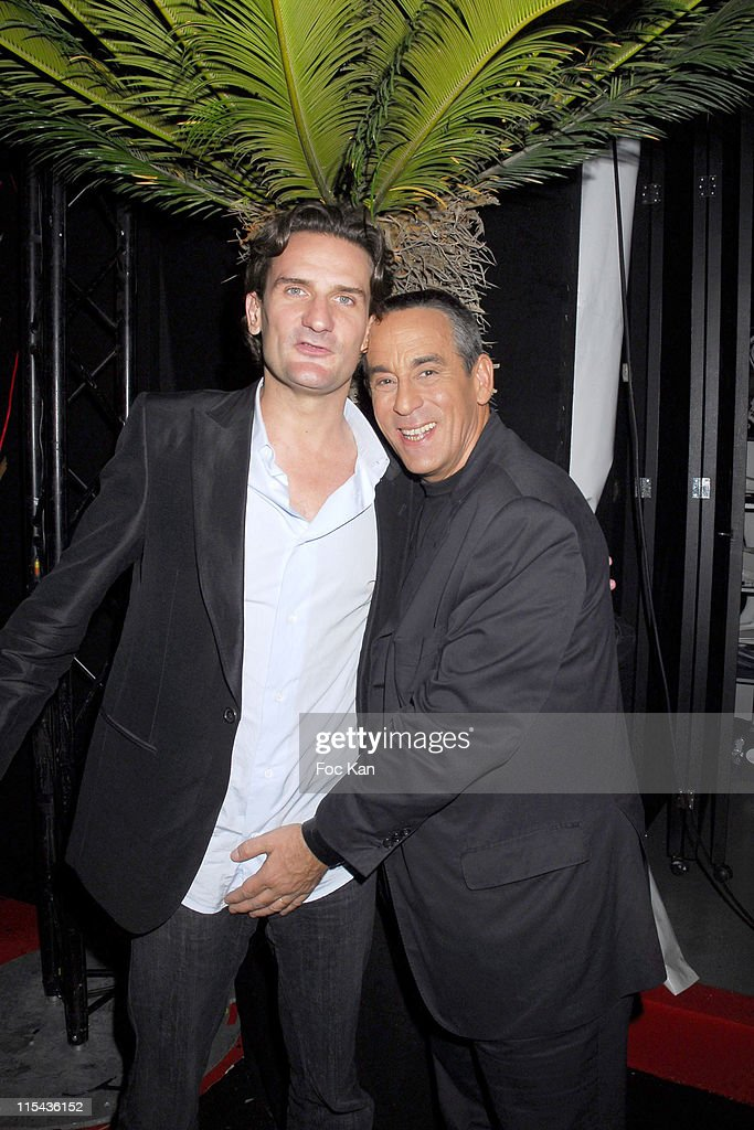 2006 Cannes Film Festival - Frederic Taddei's La Party Hosted by Canal Plus