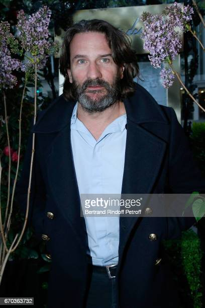 Frederic Beigbeder attends 'La Closerie des Lilas' Literary Awards 2017 at La Closerie des Lilas on April 19 2017 in Paris France