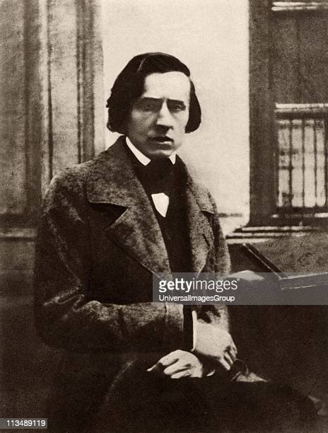 Frederic Chopin Polish composer and pianist Music Musician