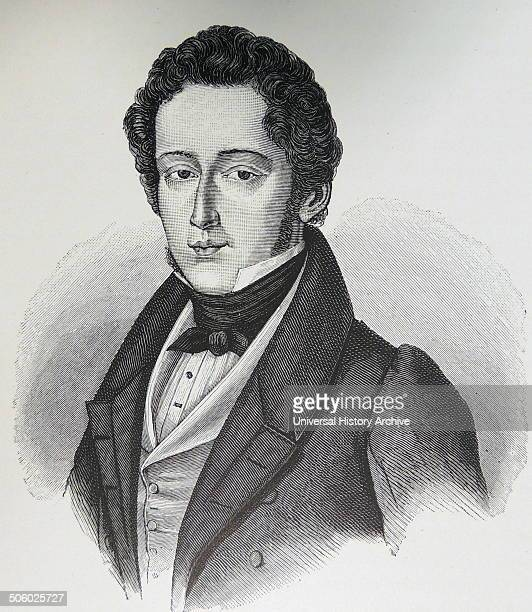 Frederic Chopin Polish pianist and composer Lover of George Sand Died of Consumption Photo by