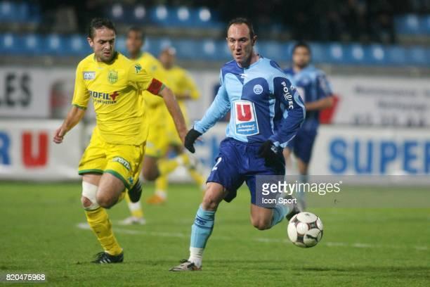 Frederic DA ROCHA / Jean Michel LESAGE Le Havre / Nantes 16 eme journee de Ligue 1