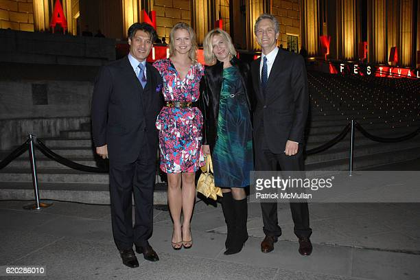 Frederic Fekkai Shirin von Wulffen Laurie Sykes and John Sykes attend VANITY FAIR Tribeca Film Festival Party hosted by GRAYDON CARTER ROBERT DE NIRO...