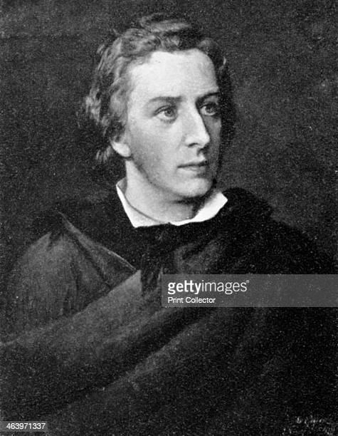 Frederic Francois Chopin Polish composer for the piano 1909