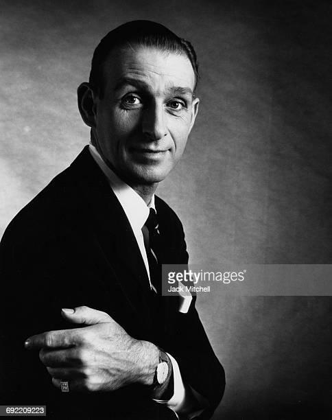 Frederic Franklin premier danseur of the Ballet Russe de Monte Carlo in 1963