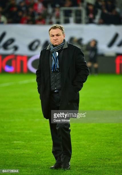 Frederic HANTZ Valenciennes / Bastia 20e journee Ligue 1 Photo Dave Winter / Icon Sport