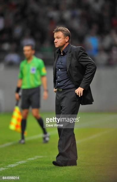 Frederic HANTZ Reims / Bastia 9e journee de Ligue 2 Photo Dave Winter / Icon Sport