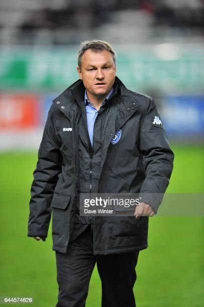 Frederic HANTZ Amiens / Bastia 12e journee Ligue 2 Photo Dave Winter / Icon Sport