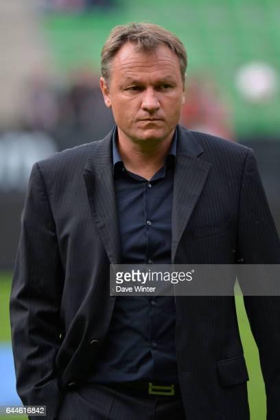 Frederic HANTZ Rennes / Bastia 3e journee de Ligue 1 Photo Dave Winter / Icon Sport