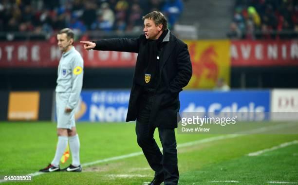Frederic HANTZ Valenciennes / Bastia 30eme Journee de Ligue 1 Photo Dave Winter / Icon Sport