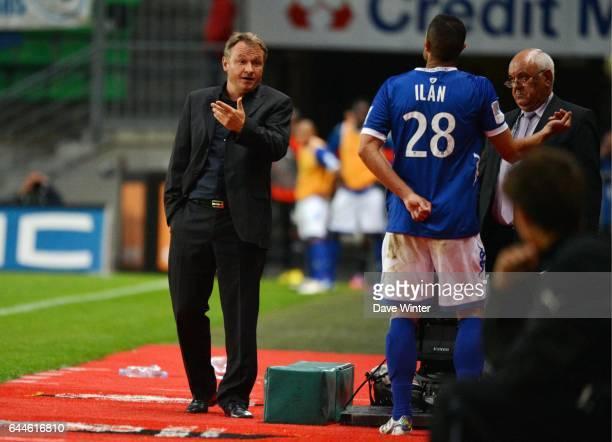 Frederic HANTZ / ILAN Rennes / Bastia 3e journee de Ligue 1 Photo Dave Winter / Icon Sport