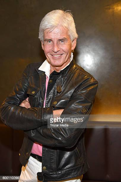 Frederic Meisner attends the Presentation Of New Multichannel TV Show on September 7 2016 in Berlin Germany