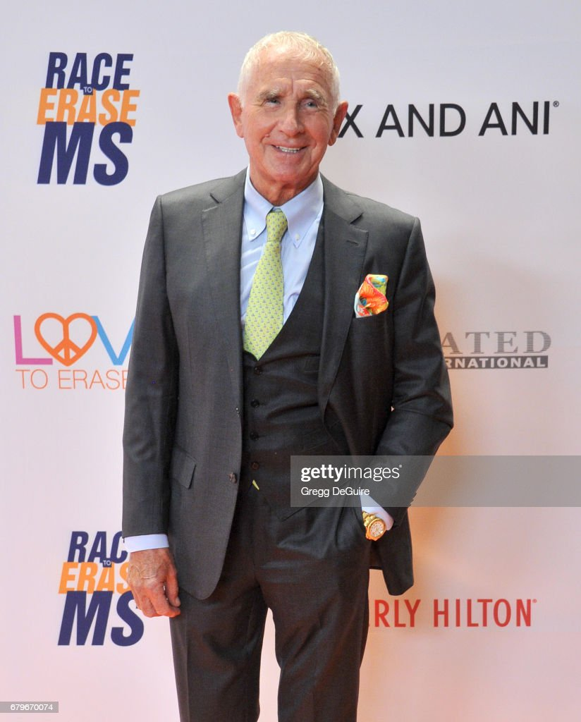 Frederic Prinz von Anhalt arrives at the 24th Annual Race To Erase MS Gala at The Beverly Hilton Hotel on May 5, 2017 in Beverly Hills, California.