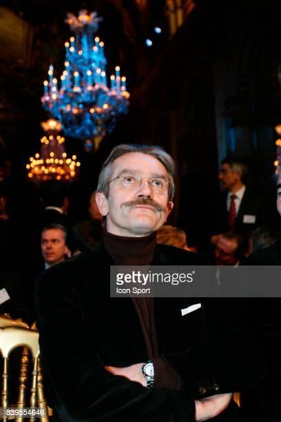 Frederic THIRIEZ Tirage au sort de la Champions League Mairie de Paris