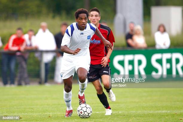 Frederic THOMAS UNFP / Auxerre Clairefontaine