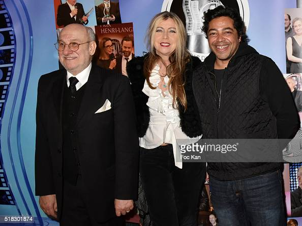 Director JeanClaude Carriere presents the Price Henri Langlois to ...