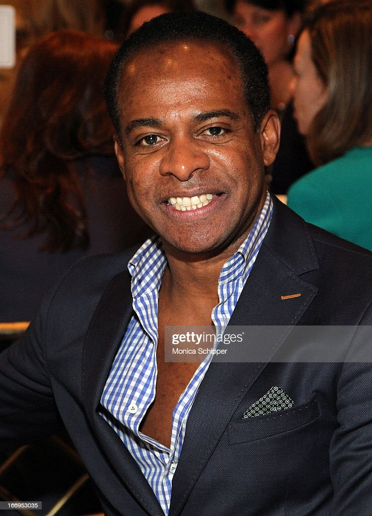 Frederick Anderson attends The New York Society For The Prevention Of Cruelty To Children's 2013 Spring Luncheon at The Pierre Hotel on April 18, 2013 in New York City.