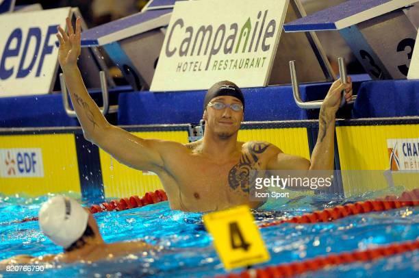 Frederick BOUSQUET 50m Championnats de France de Natation en Petit Bassin 2010 Chartres