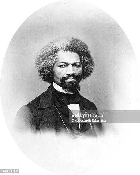Frederick Douglass Frederick Douglass An African American Who Was One Of The Most Eminent HumanRights Leaders Of The 19Th Century His Oratorical And...