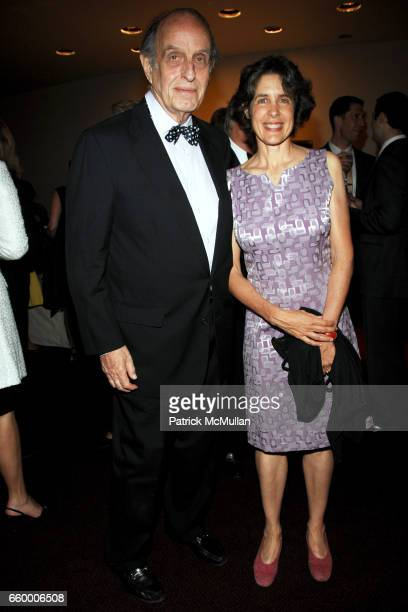 Frederick Eberstadt And Fernanda Attend LITERACY PARTNERS 25th Anniversary A Gala Evening Of Readings