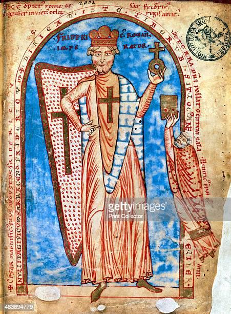 Frederick I Barbarossa 12th century Holy Roman Emperor 13th century Frederick Duke of Swabia succeeded his uncle Conrad III as Holy Roman Emperor in...