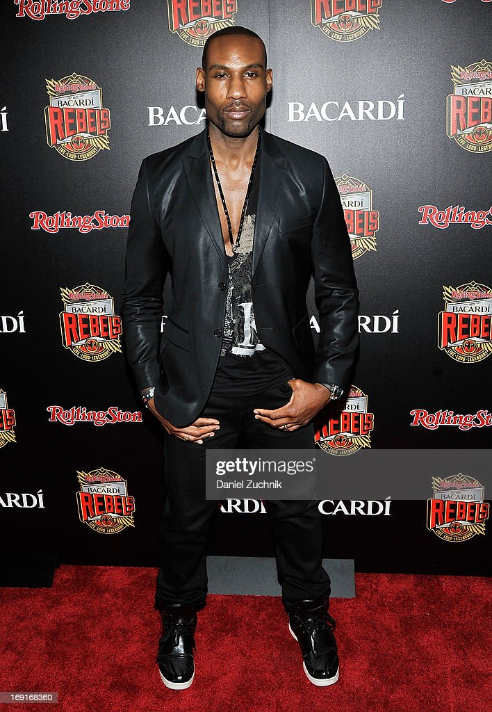 Frederick Solomon attends the 2013 Bacardi Rebels Event Hosted By Rolling Stone at Roseland Ballroom on May 20, 2013 in New York City.