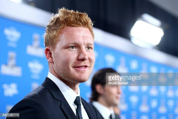 Frederik Andersen of the Toronto Maple Leafs attends the 2016 NHL Awards at the Hard Rock Hotel Casino on June 22 2016 in Las Vegas Nevada