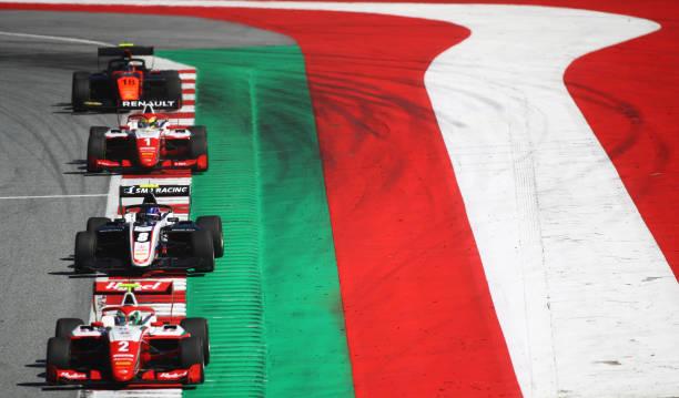 AUT: Formula 3 Championship - Round 1:Spielberg - Second Race