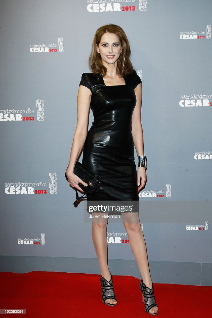 Frederique Bel attends the Cesar Film Awards 2013 at Theatre du Chatelet on February 22, 2013 in Paris, France.