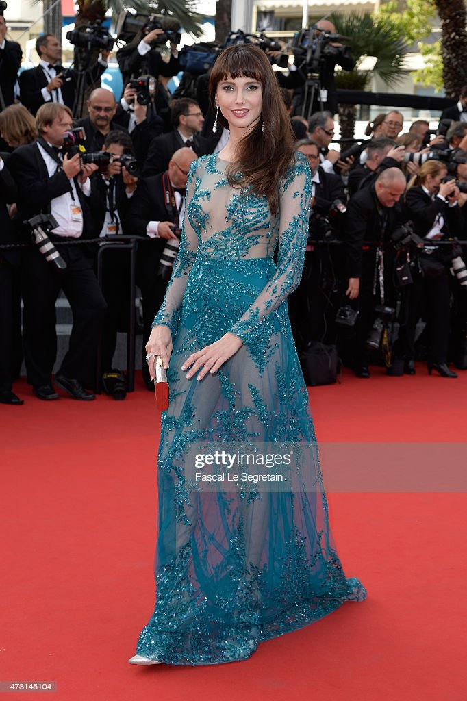 <a gi-track='captionPersonalityLinkClicked' href=/galleries/search?phrase=Frederique+Bel&family=editorial&specificpeople=622597 ng-click='$event.stopPropagation()'>Frederique Bel</a> attends the opening ceremony and premiere of 'La Tete Haute' ('Standing Tall') during the 68th annual Cannes Film Festival on May 13, 2015 in Cannes, France.